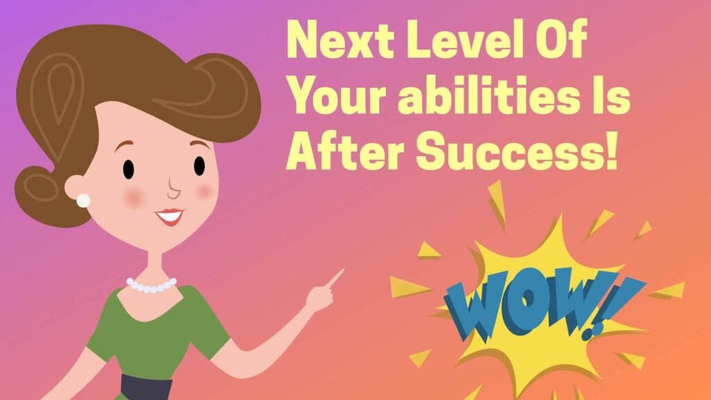 success for abilities