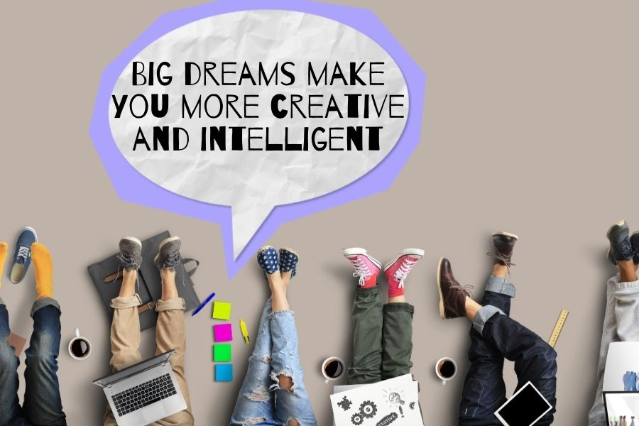 creativity for our purposes