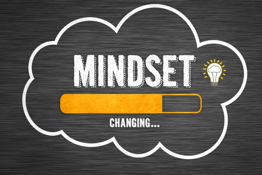 changing the mindset
