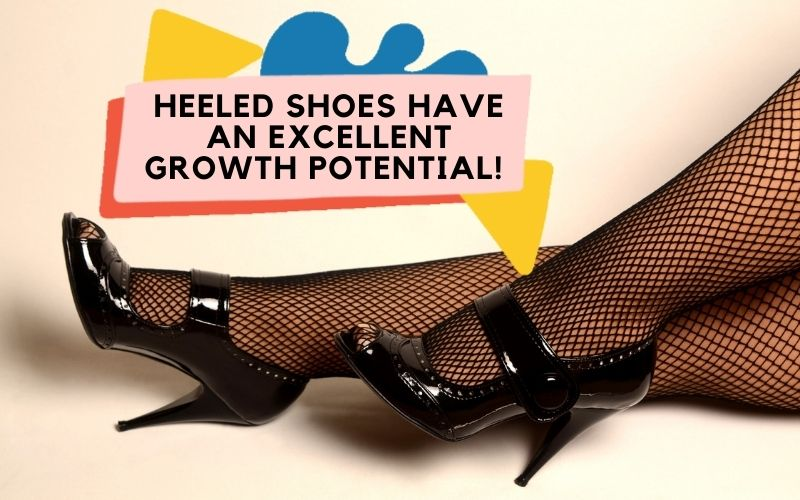 heeled shoes as ecommerce