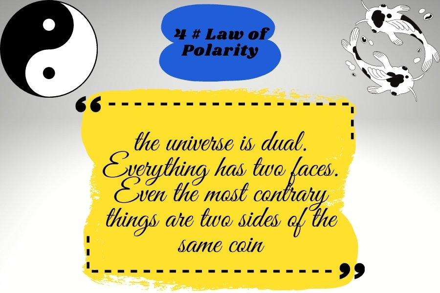 Law of Polarity