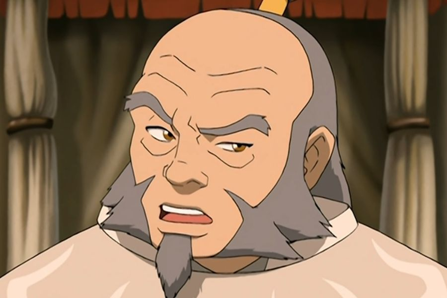 Uncle Iroh talking about hope